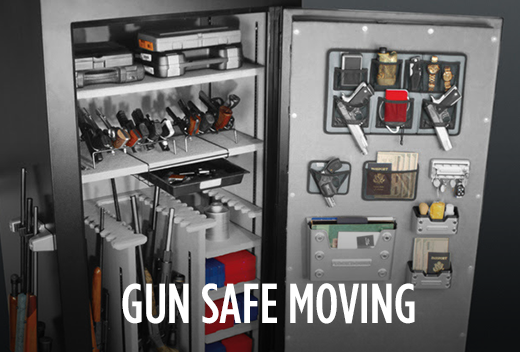 Gun Safe - Certified NJ Moving & Storage | All Jersey Movers