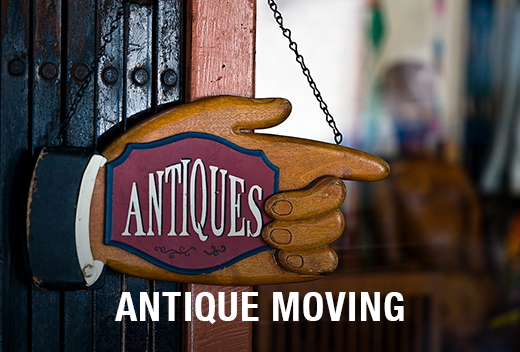 Why You Should Hire Professionals To Move Your Antiques