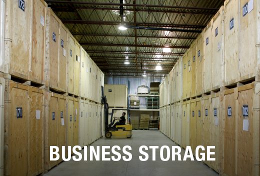 Business Storage: NJ Self Storage Facility | All Jersey Movers