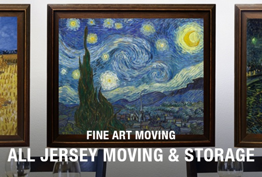 Affordable Expert Fine Art Movers | All Jersey Movers