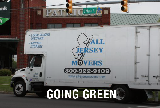 Eco-Friendly Moving Company | All Jersey Moving and Storage