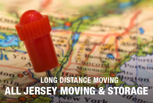 New Jersey Long Distance Moving Company - State to State Movers