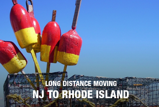 NJ to RI: Long Distance Moving Companies | All Jersey Movers