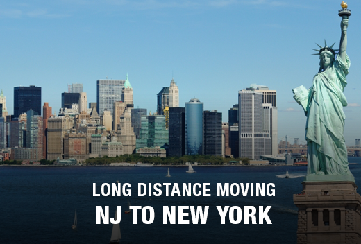 NJ to NY: Long Distance Moving Companies | All Jersey Movers
