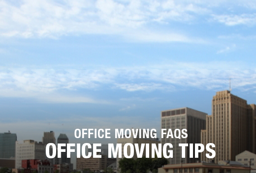 Office Moving FAQs and Moving Tips | All Jersey Movers