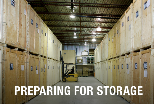 Simplify the Storage Process | Storage Hacks | All Jersey Movers