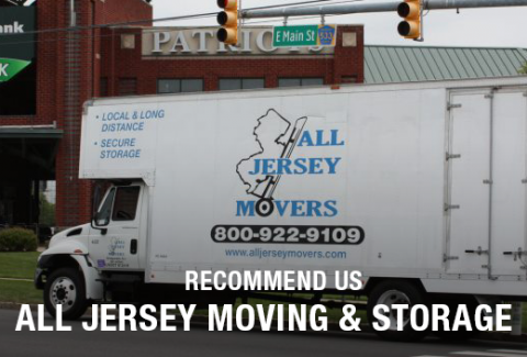 Recommend Our NJ Moving Company - Submit an Online Review
