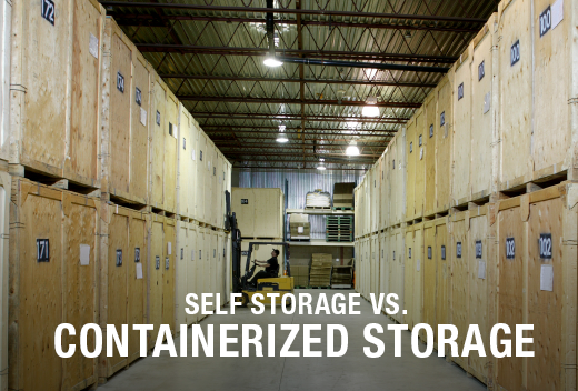 Pros and Cons of Self vs Containerized Storage Solutions