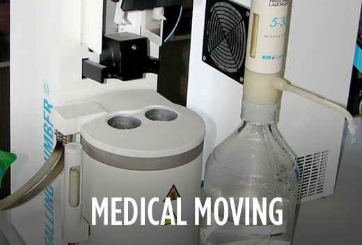 Medical Equipment - Certified NJ Moving & Storage | All Jersey Movers