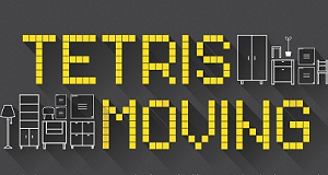Tetris Moving