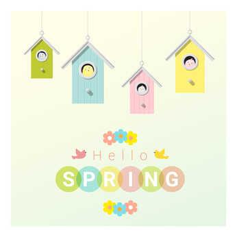 Spring Moving