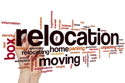 Relocation moving