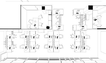 Office Sketch