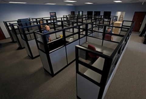 All Jersey Movers Makes Office Moves Easy with Cubicle Installation