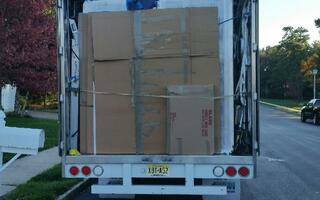 Full Moving Truck