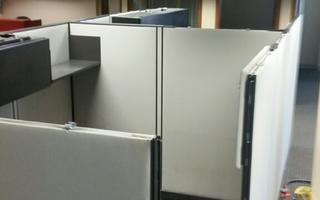Moving Cubicles